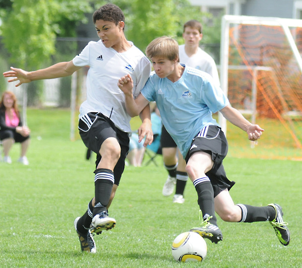 Soysa cup battles— House league teams in the South Okanagan Youth Soccer Association began battling head-to-head last weekend. This weekend it will be boys and girls aged 10 to 14 at King's Park fromThursday to Sunday.