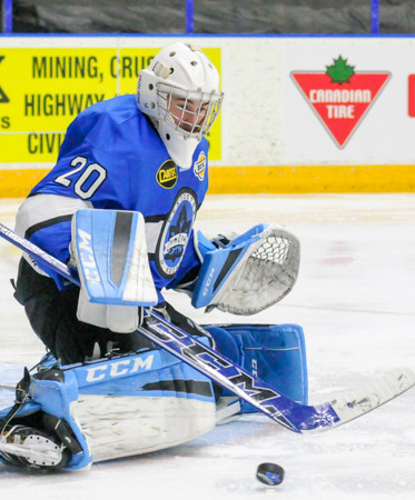 MATHEW ROBSON and the Penticton Vees return to BCHL action this weekend against the Merritt Centennials.