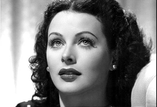 In the late 1930's Hedy Lamarr was billed as 'the world's most beautiful woman.' She was an actress. But during the Second World War, with a partner, developed a radio guidance system for Allied torpedoes, using frequency-hopping spread spectrum technology. These methods were, not long ago, incorporated into Bluetooth and WIFI technology. In 2014 she was posthumously inducted into the National Inventors Hall of Fame. What do you think was her greatest contribution? - Photo Wikipedia